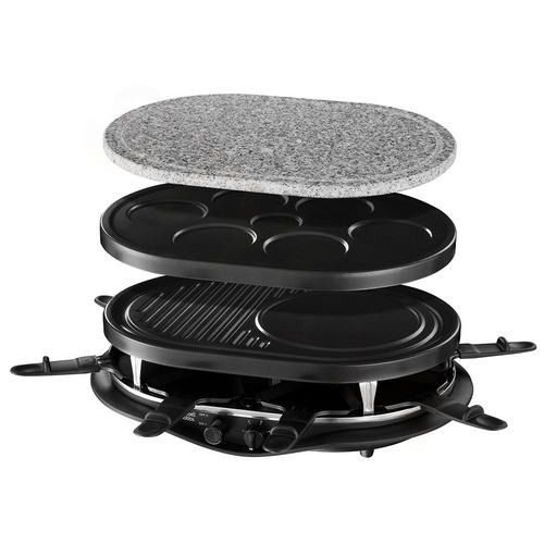 21000-56 Fiesta Raclette gril