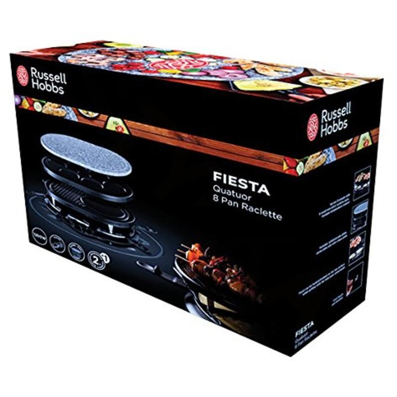 Russell Hobbs 21000-56 Fiesta Raclette gril