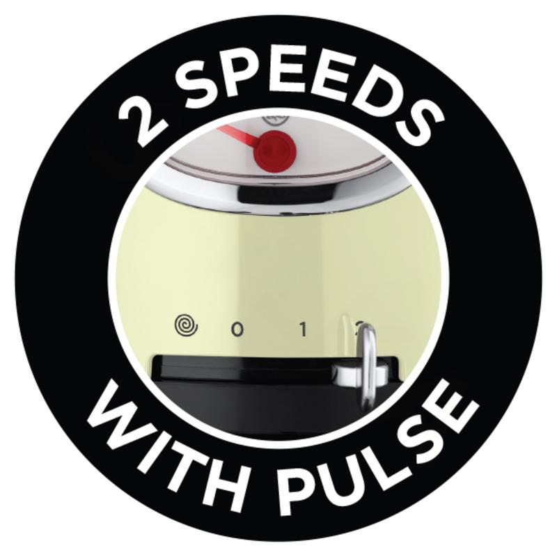 Russell Hobbs 25182-56 Retro Vintage Cream Kuchyňský robot
