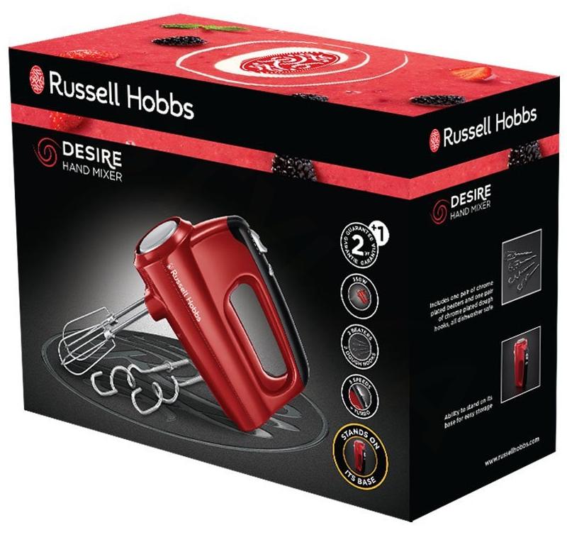 Russell Hobbs 24670-56 Desire ruční mixér