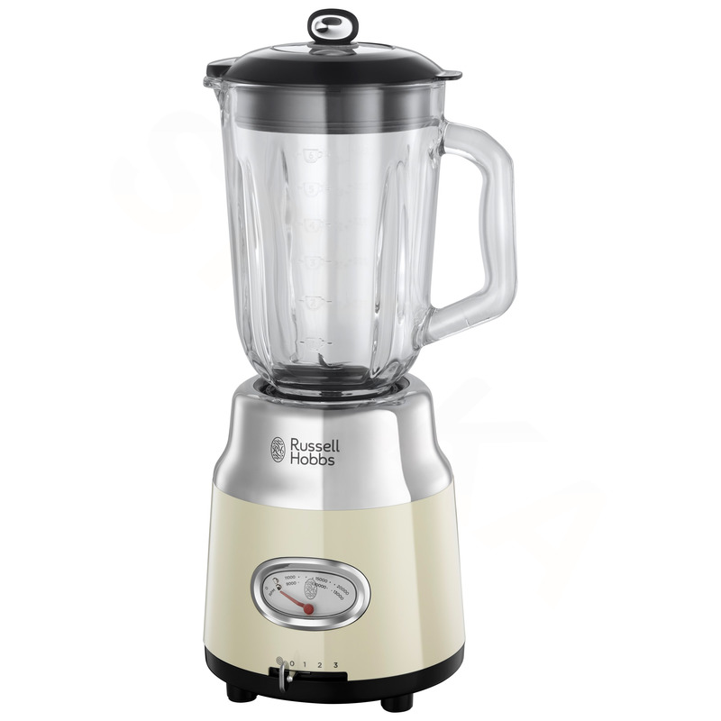 Russell Hobbs 25192-56 Retro Vintage Cream Stolní mixér