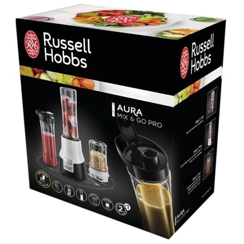 Russell Hobbs 22340-56 Aura Mix & Go Pro stolní mixér