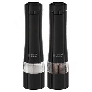 Russell Hobbs 28010-56 Černé mlýnky na sůl a pepř