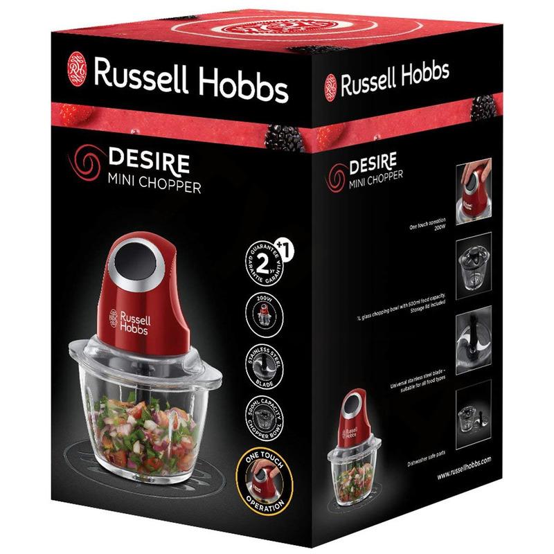 Russell Hobbs 24660-56 Desire mini sekáček