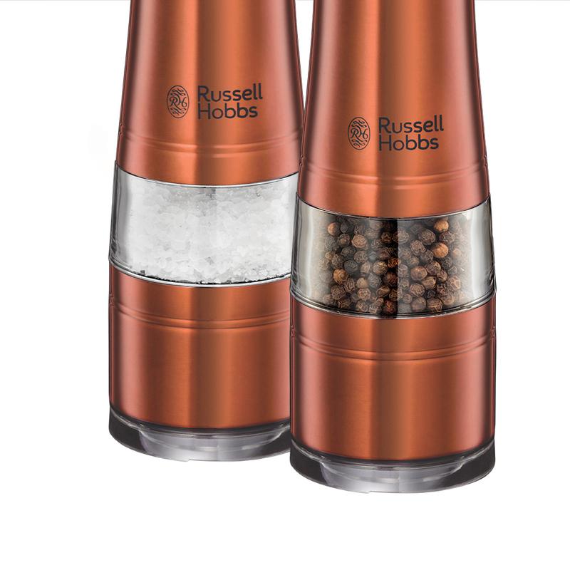 Russell Hobbs 28011-56 Měděné mlýnky na sůl a pepř