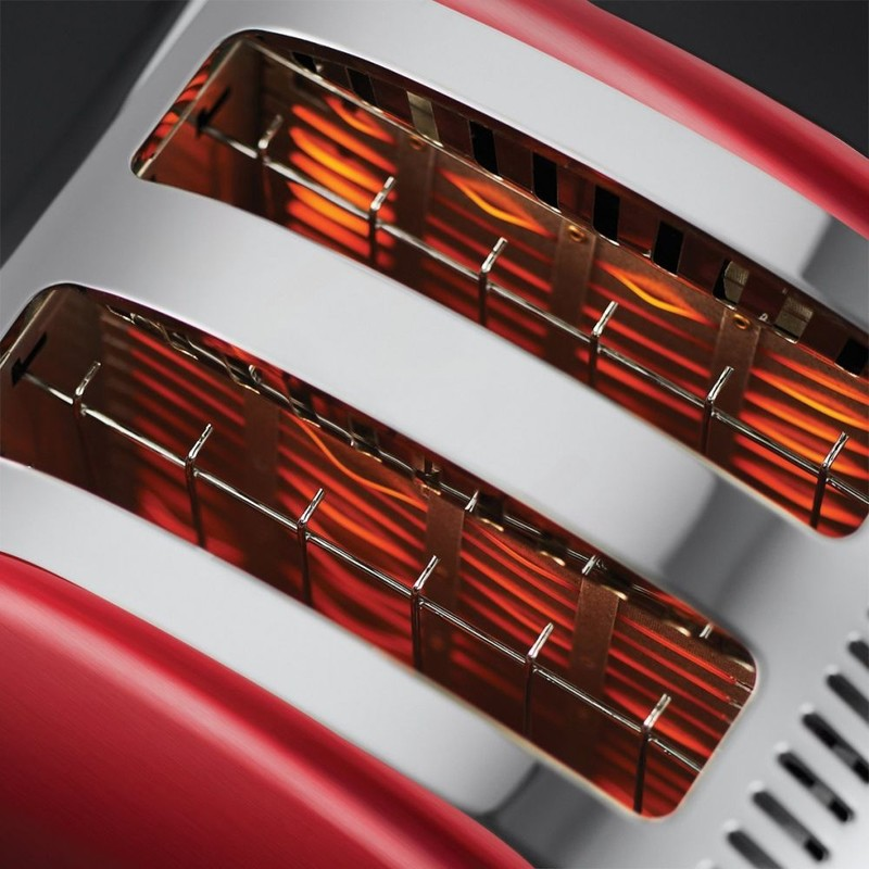 Russell Hobbs 21291-56 Legacy Red topinkovač
