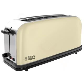 Russell Hobbs 21395-56 Classic Cream topinkovač s dlouhou přihrádkou