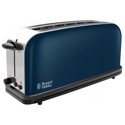 Russell Hobbs Royal Blue topinkovač s dlouhou přihrádkou 21394-56