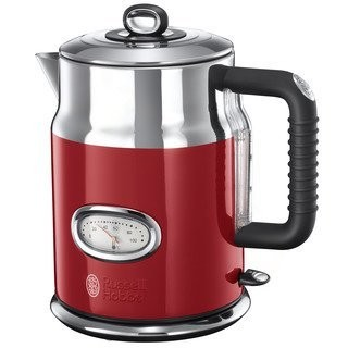 Russell Hobbs 21670-70 Retro Ribbon Red varná konvice