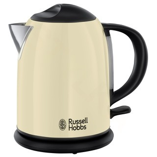 Russell Hobbs 20194-70 Colours Classic Cream compact varná konvice