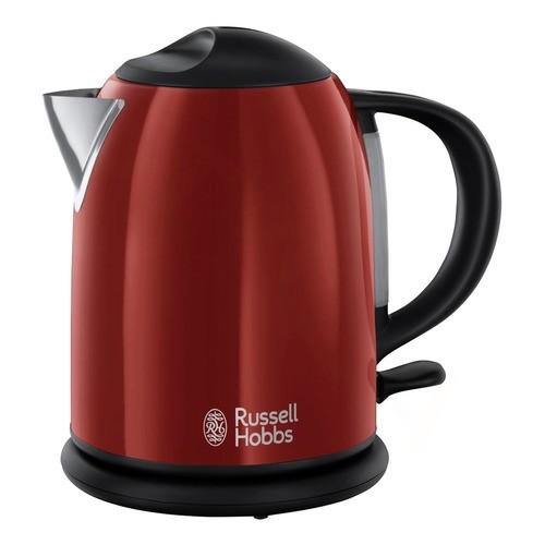 Russell Hobbs Flame Red compact varná konvice 20191-70