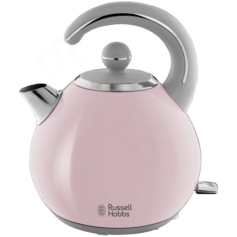 Russell Hobbs 24402-70 Bubble Soft Pink Varná konvice