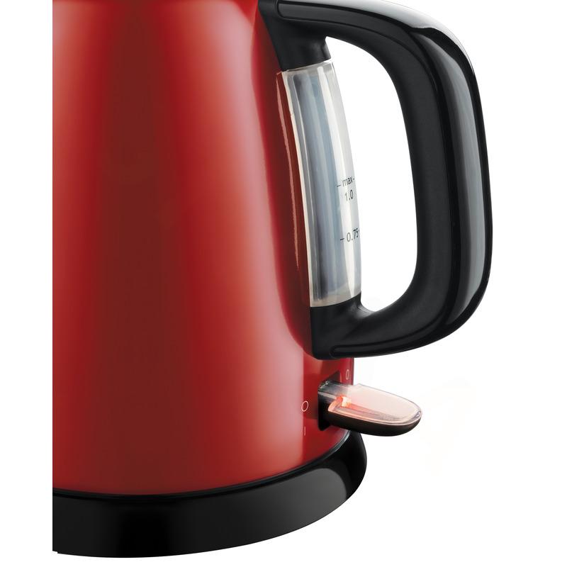 Russell Hobbs 24992-70 Mini Flame Red rychlovarná konvice