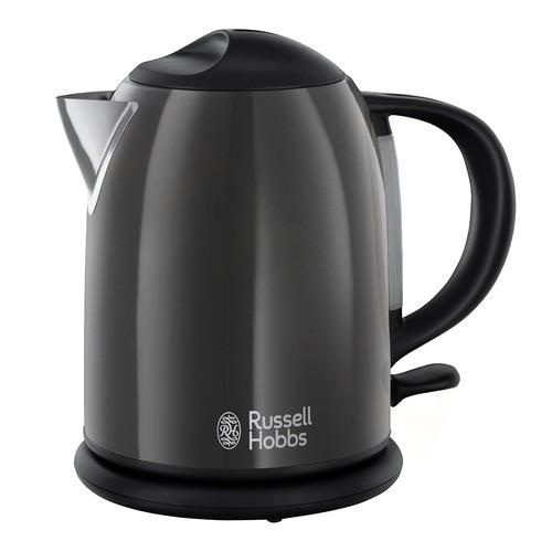 Russell Hobbs Storm Grey compact 20192-70 varná konvice