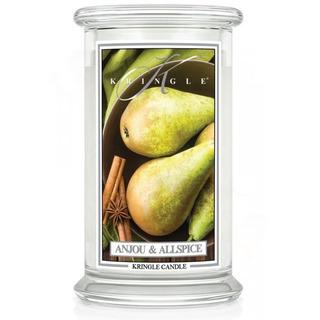 Velká vonná svíčka ve skle Anjou and Allspice 624g