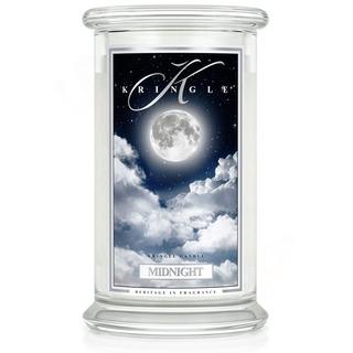Velká vonná svíčka ve skle Midnight 624g
