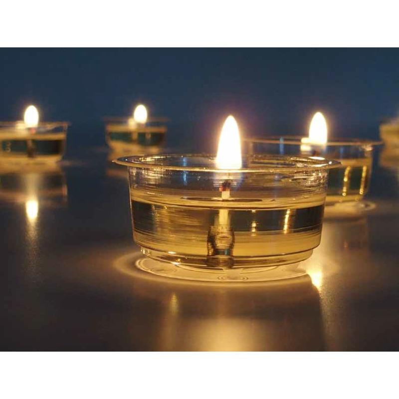 Cup Candle Ekologické čajové svíčky
