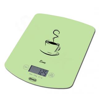 Bravo B-5112 digitální kuchyňská váha Sany - zelená
