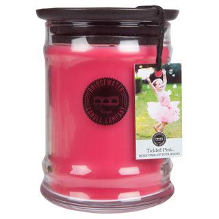 Bridgewater Candle Velká vonná svíčka ve skle Tickled Pink 524g