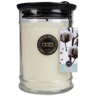 Bridgewater Candle Velká vonná svíčka ve skle White Cotton 524g