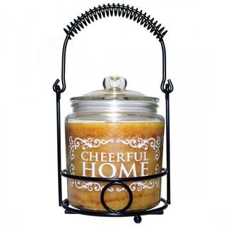 Cheerful Giver Home velká vonná svíčka ve skle 737g Máslová sušenka