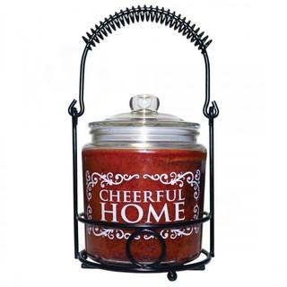 Cheerful Giver Home velká vonná svíčka ve skle 737g Pomeranč a koření