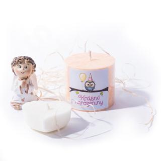Ostatní Dárková sada Krásné narozeniny - pánský parfém