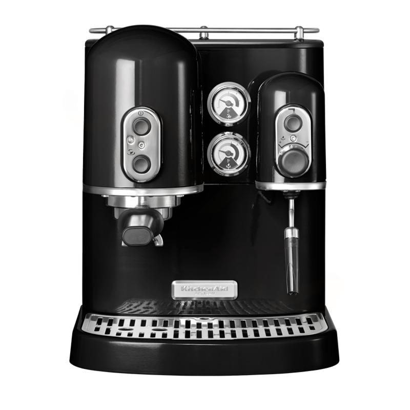 KitchenAid Espresso kávovar Artisan 5KES2102EOB černá