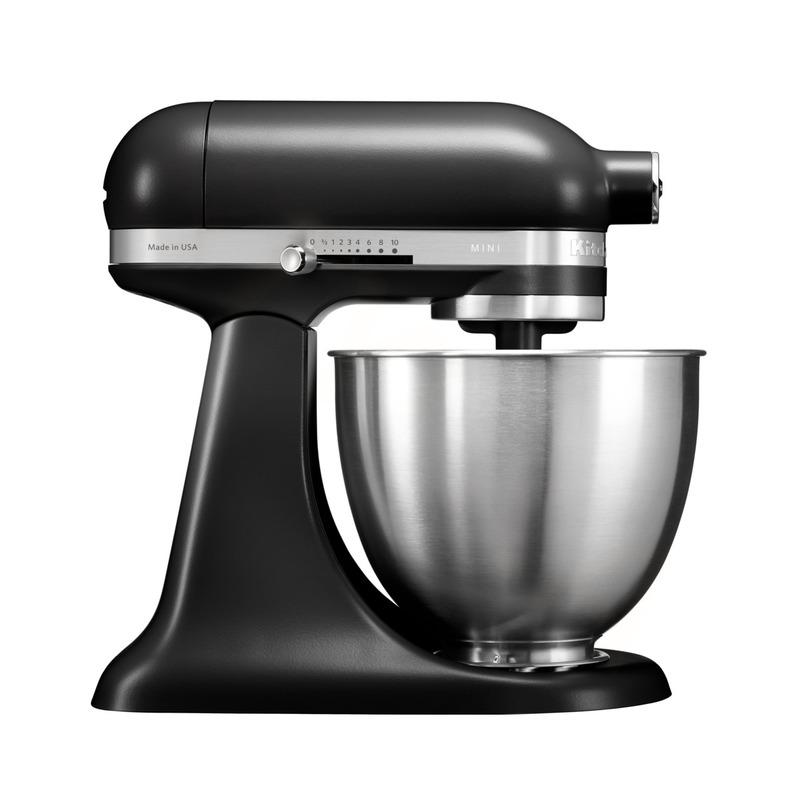 KitchenAid Robot Artisan 5KSM3311XEBM matná černá