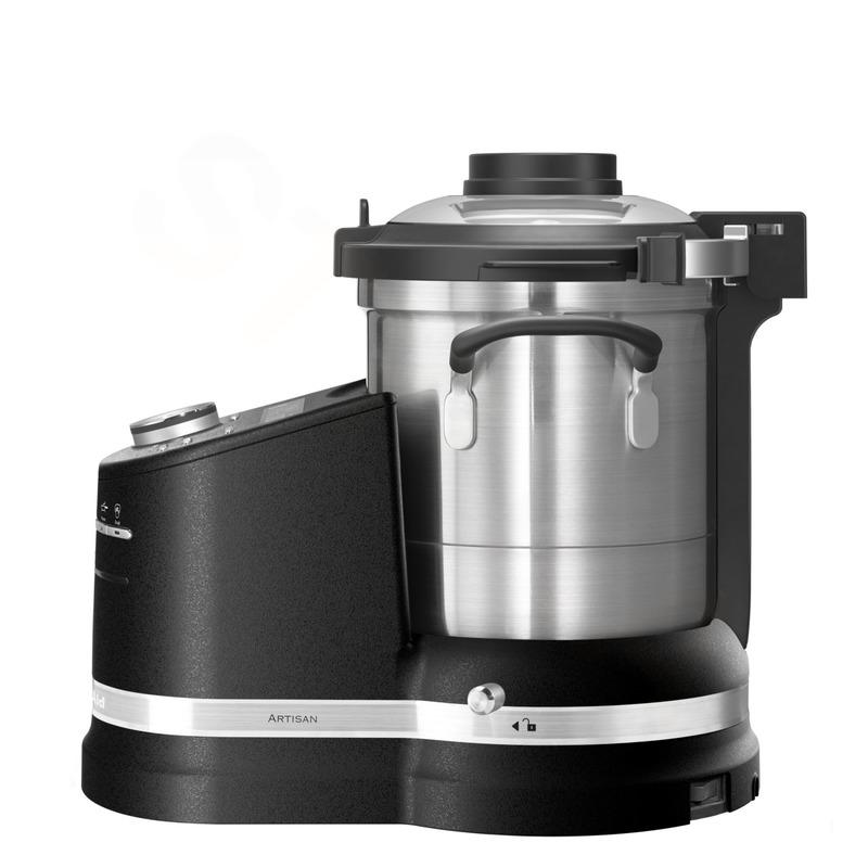 KitchenAid Varný robot Artisan 5KCF0104EBK černá litina