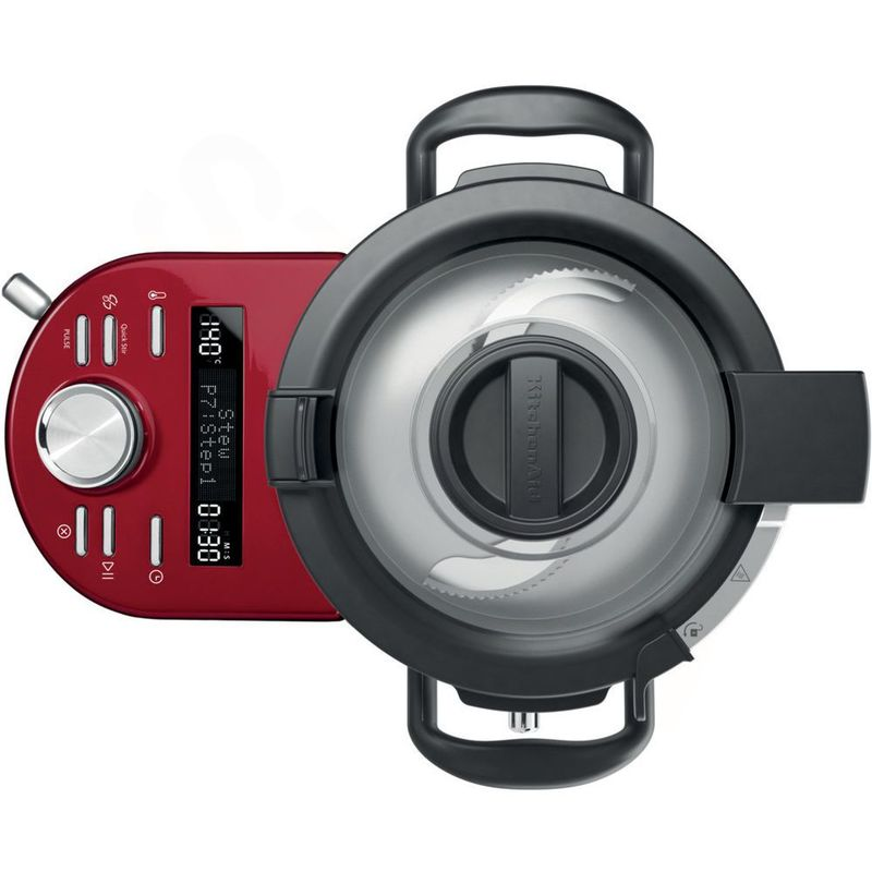 KitchenAid Varný robot Artisan 5KCF0104ECA červená metalíza