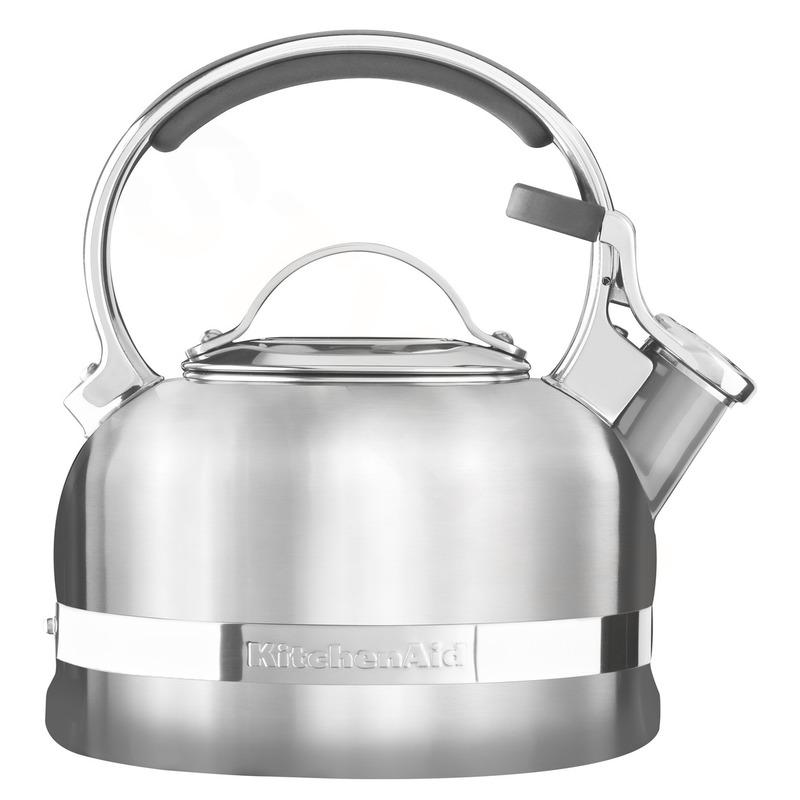 KitchenAid Varná konvice 5KTEN20SBST stříbrná