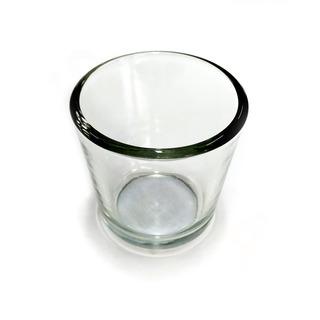 Price's Candle Skleněný svícen na votivní svíčku - čirý