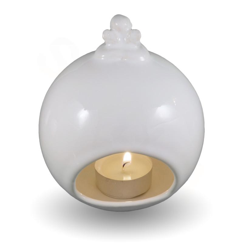IM Ateliér Keramický svícen - andělské světlo