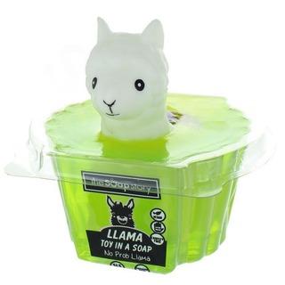The Soap Story Mýdlo s hračkou Llama - Lama