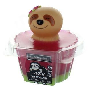 The Soap Story Mýdlo s hračkou Sloth - Lenochod