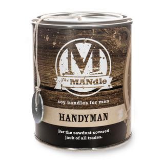 Eco Candle Company The MANdle vonná svíčka v plechu Handyman 425g - Kutil