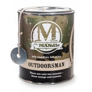 Eco Candle Company The MANdle vonná svíčka v plechu Outdoorsman 425g - Lovec