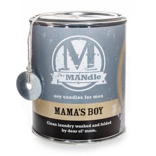 Eco Candle Company The MANdle vonná svíčka v plechu Mama´s Boy 425g - Mamánek