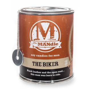 Eco Candle Company The MANdle vonná svíčka v plechu The Biker 425g - Motorkář