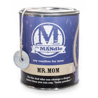Eco Candle Company The MANdle vonná svíčka v plechu Mr. Mom 425g - Táta v sukni