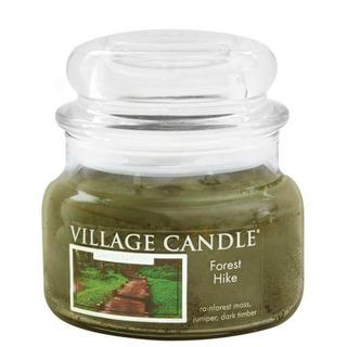 Village Candle Malá vonná svíčka ve skle Forest Hike 262g - Zákoutí lesa