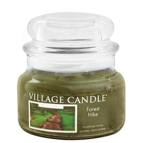 Village Candle Forest Hike 262g - malá vonná svíčka ve skle Zákoutí lesa