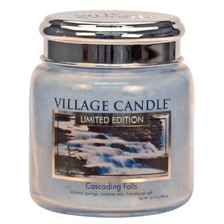 Village Candle Střední vonná svíčka ve skle Cascading Falls 397g