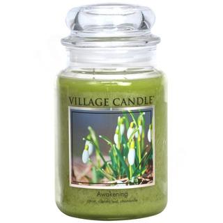 Village Candle Velká vonná svíčka ve skle Awakening 645g - Jarni probuzení