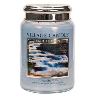 Village Candle Velká vonná svíčka ve skle Cascading Falls 645g