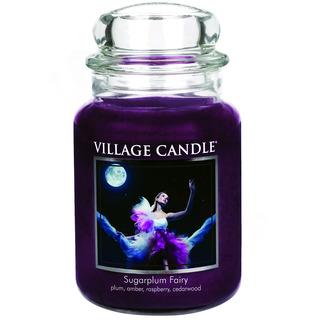 Village Candle Velká vonná svíčka ve skle Sugarplum Fairy 645g - Půlnoční víla
