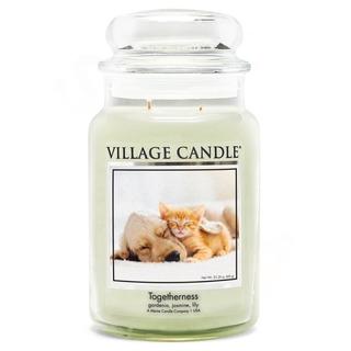 Village Candle Velká vonná svíčka ve skle Togetherness 645g - Soudržnost