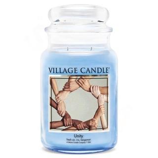 Village Candle Velká vonná svíčka ve skle Unity 645g - Soudržnost
