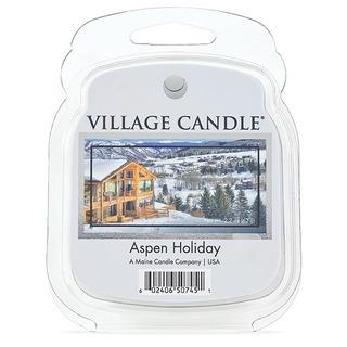 Village Candle Vonný vosk Aspen Holiday 62g - Sváteční Aspen